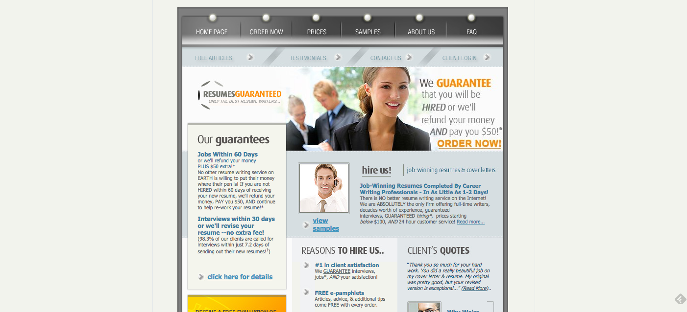 what is the best resume writing service online